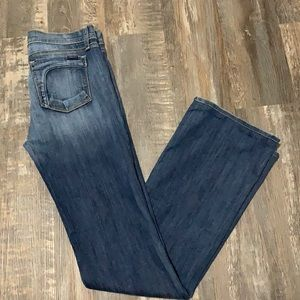 FIDELITY cute jeans great condition